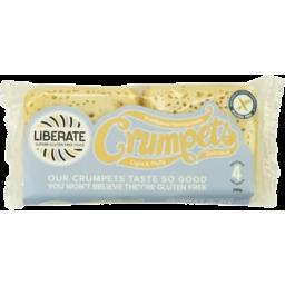 Photo of Liberate Crumpets Gluten Free 240gm
