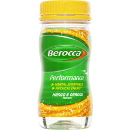 Photo of Berocca Twist N Go Energy Vitamin Mango & Orange Drink 250ml