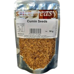 Photo of Spice N Easy Cumin Seeds 50g