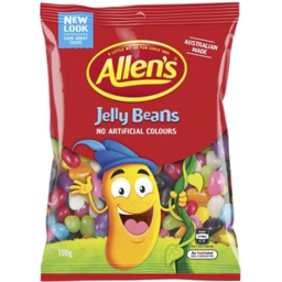 Photo of Allens Jelly Beans 190g