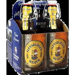 Photo of Flensburger Wheat Beer 500ml 4pk