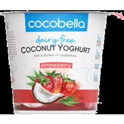 Photo of Cocobella Strawberry Yoghurt 150g