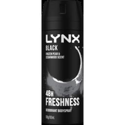 Photo of Lynx Black Body Spray 165ml
