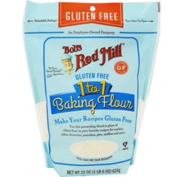 Photo of Bob's Red Mill - 1 To 1 Baking Flour- 623g