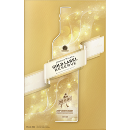 Photo of Johnnie Walker Gold Label Reserve Blended Scotch Whisky 700ml
