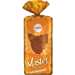 Photo of Cripps Master Wholemeal Toast Loaf 700g