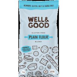 Photo of W&G Plain Flour 1kg