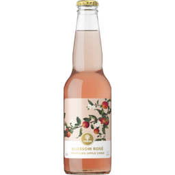 Photo of Strongbow Blossom Rosé Sparkling Apple Cider  Stubby