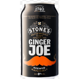 Photo of Stones Ginger Joe Can 375ml