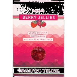 Photo of Organic Times Berry Jellies