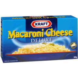Photo of Kraft Mac And Cheese Delux 380gm