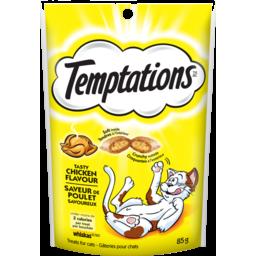 Photo of Whiskas Temptations Tasty Chicken Flavour 85g