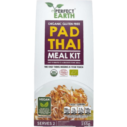 Photo of Perfect Earth - Organicpad Thai Kit - 155g