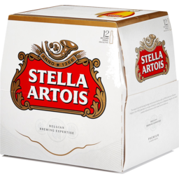 Photo of Stella Artois 12 x 330ml Bottles