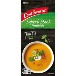 Photo of Continental Stock Vegetable 1lt