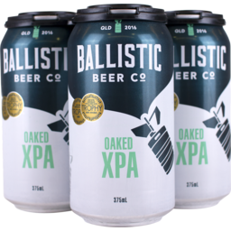 Photo of Ballistic Oaked Xpa Cans