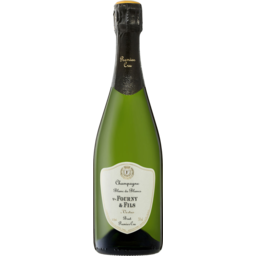 Photo of Veuve Fourny Nv Blanc De Blancs Brut Vertus Premier Cru Champagne 750ml