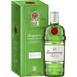 Photo of Tanqueray London Dry Gift Tin