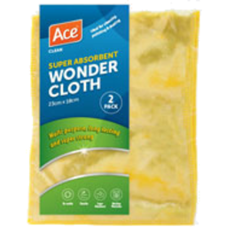 Photo of Ace Cloth Wonder 2 Pack