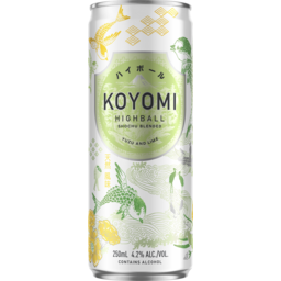 Photo of Koyomi Yuzu & Lime Can