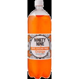 Photo of Ninety Nine 99% Sugar Free Orange 1.5L