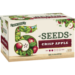 Photo of 5 Seeds Crisp Apple Cider Stubbies