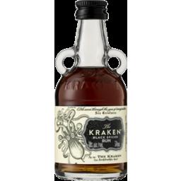Photo of The Kraken Black Spiced Rum