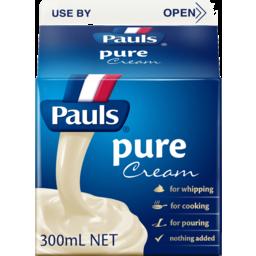 Photo of Pauls Pure Cream 300ml