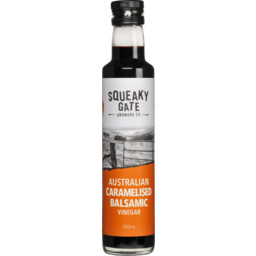 Photo of Squeaky Gate Australian Caramel Balsamic Vinegar 250ml