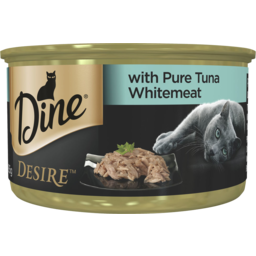 Photo of Dine Desire Pure Tuna Whitemeat 85g 85g