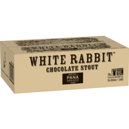 Photo of White Rabbit Chocolate Stout Can