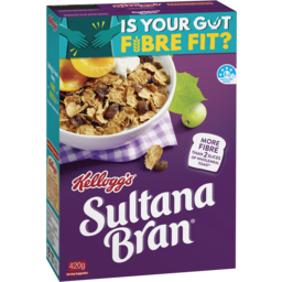 Photo of Kellogg's Cereal Sultana Bran 420g