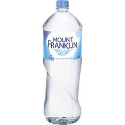 Photo of Mount Franklin Spring Water 1.5L