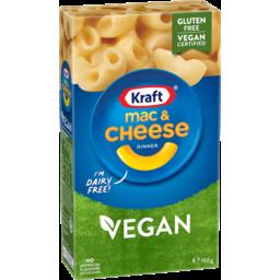 Photo of Kraft Vegan Mac & Cheese Dinner 150g