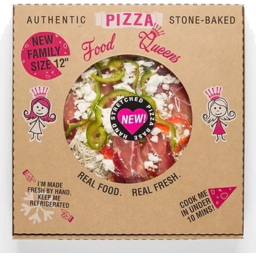Photo of Food Queen Proscuit Pizza 600gm