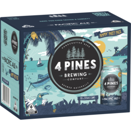 Photo of 4 Pines Brew Pacific Ale Can