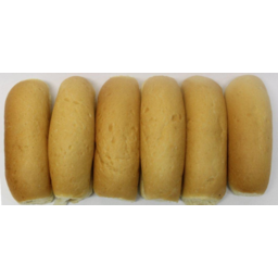 Photo of Mini Bread Sticks Plain 6 Pack