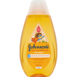 Photo of Johnsons Baby Conditioning Shampoo 200ml