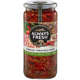 Photo of Always Fresh Sundried Tomatoes Strips 480gm