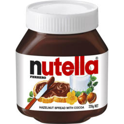 Photo of Nutella Spread Hazelnut 220g