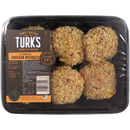 Photo of Turks Chicken Rissoles
