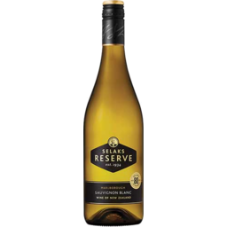 Photo of Selaks Reserve Sauvignon Blanc 750ml
