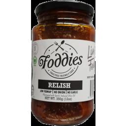 Photo of Foddies Sauce - Tomato Relish (Low Fodmap)