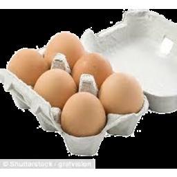 Photo of Kildare Farm Egg Half Dozen