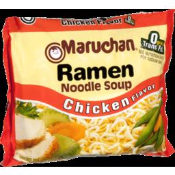 Photo of Nissin Chicken Ramen