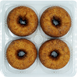 Photo of Cinnamon Donuts 4 Pack
