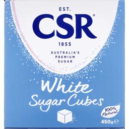 Photo of Csr White Sugar Cubes 450g