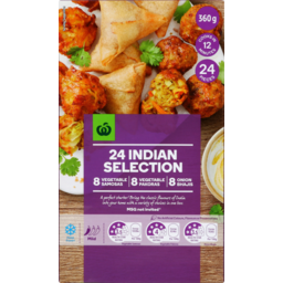 Photo of WW 24 Indian Selection 360g