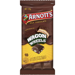 Photo of Arnott's Arnott'S Chocolate Block Wagon Wheel 170g