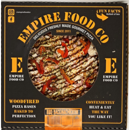 Photo of Empire Pizza BBQ Bacon & Chicken 600gm